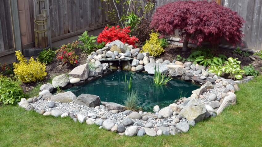 Créer un point d'eau dans son jardin, c'est facile
