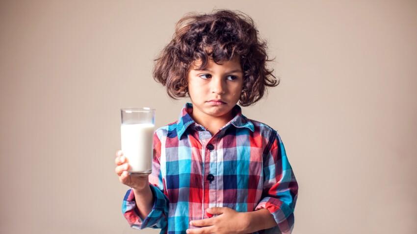 Intolérance alimentaire : quels sont les symptômes qui permettent de la repérer chez un enfant ?