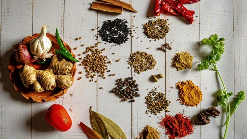 12 épices considérées comme des alternatives naturelles aux médicaments