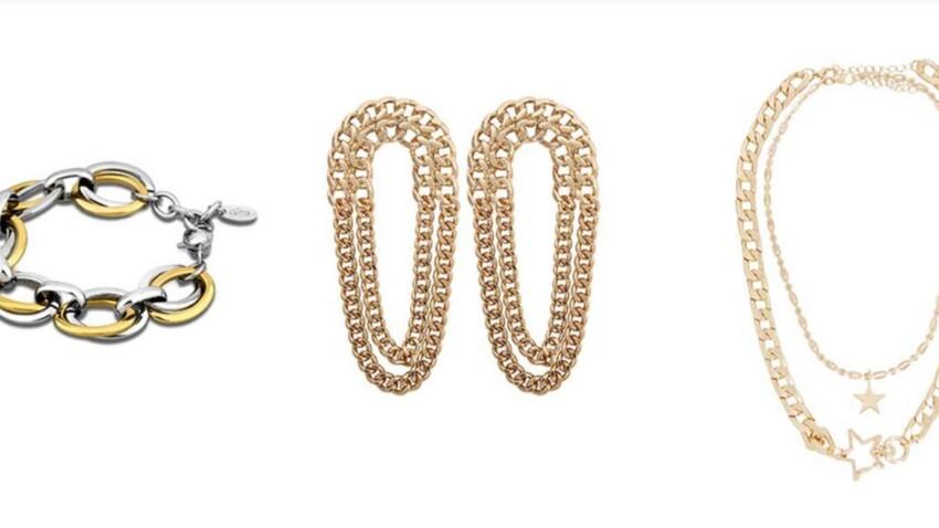 Tendance bijoux à grosses mailles : on craque ! Nos coups de cœur