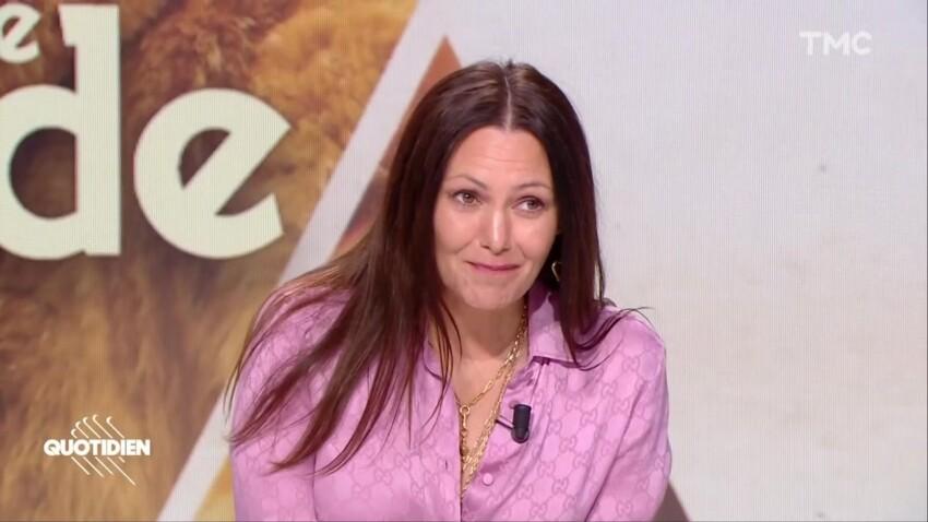 """Karole Rocher (""""Madame Claude"""") : son attitude exaspère les téléspectateurs de """"Quotidien"""""""