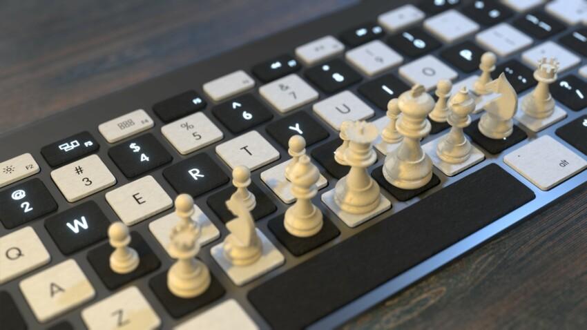 Jeux d'échecs en ligne : 4 sites gratuits pour jouer seul ou à deux