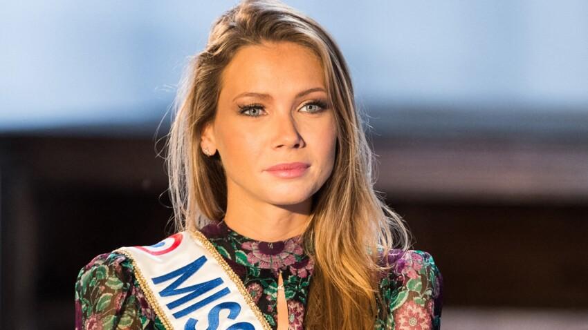 Amandine Petit irrésistible : Miss France 2021 s'affiche en décolleté, jean canon et sac griffé (on adore !)