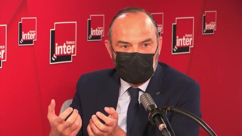 VIDEO - Édouard Philippe taquiné par Léa Salamé sur son poids : sa réponse cinglante