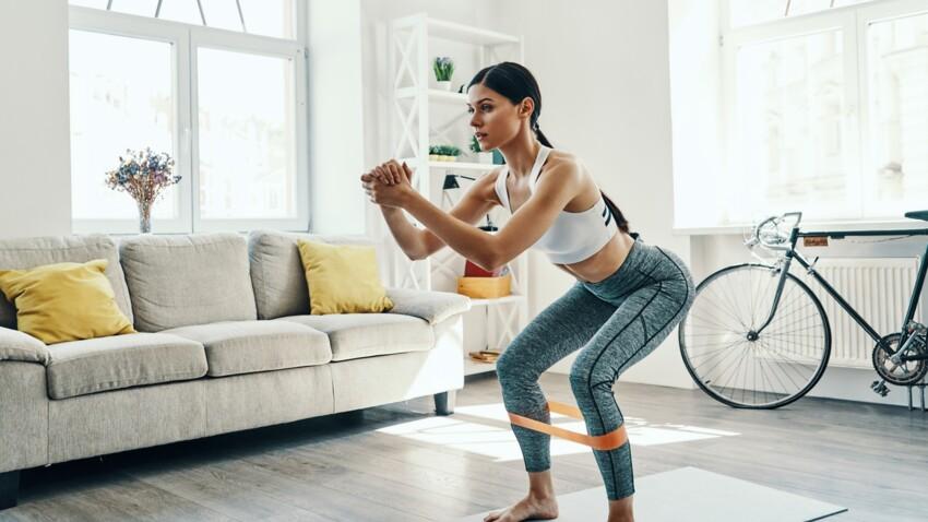 7 exercices pour affiner ses jambes à faire à la maison