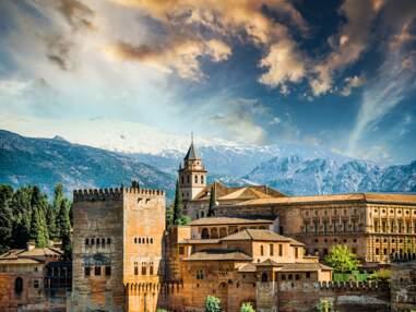 Andalousie : l'Alhambra de Grenade, un monument majeur de l'architecture islamique