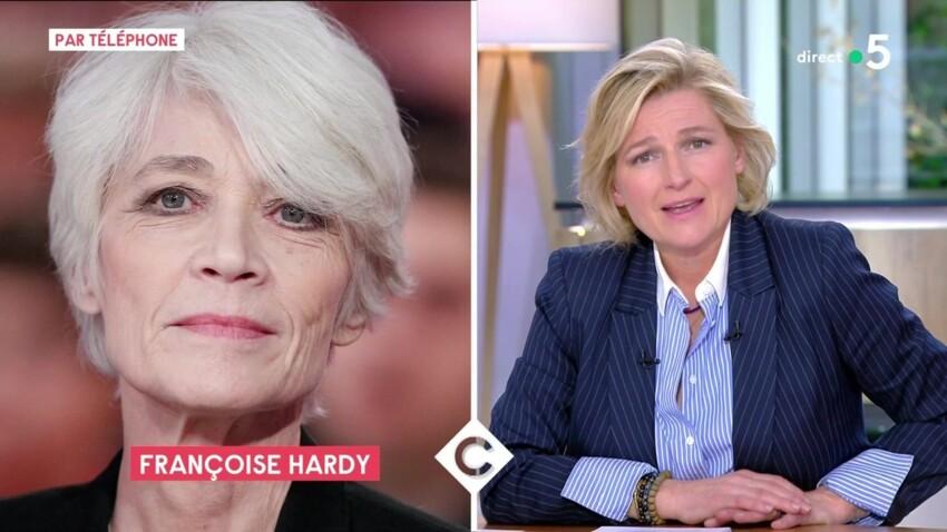 """VIDEO - Françoise Hardy """"extrêmement déçue"""" par Emmanuel Macron"""