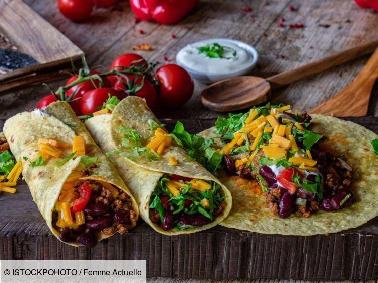 Nos meilleures recettes originales de tacos et fajitas maison
