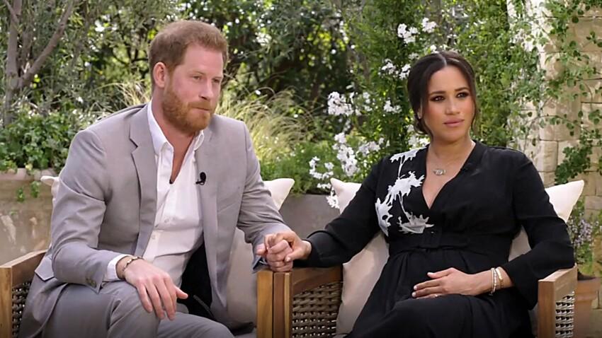 Mort du Prince Philip : le Prince Harry et Meghan Markle lui rendent hommage… à leur façon