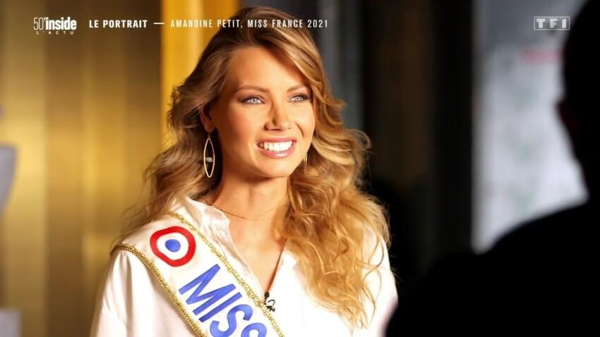 Amandine Petit (Miss France 2021) : ce détail physique qui lui a valu des moqueries quand elle était enfant