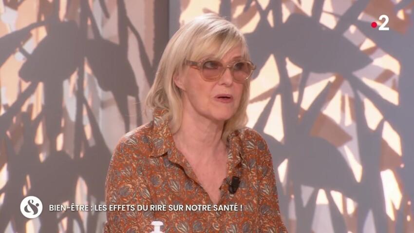 Chantal Ladesou : ce fou rire nerveux qui l'a mise mal à l'aise après la mort de son père