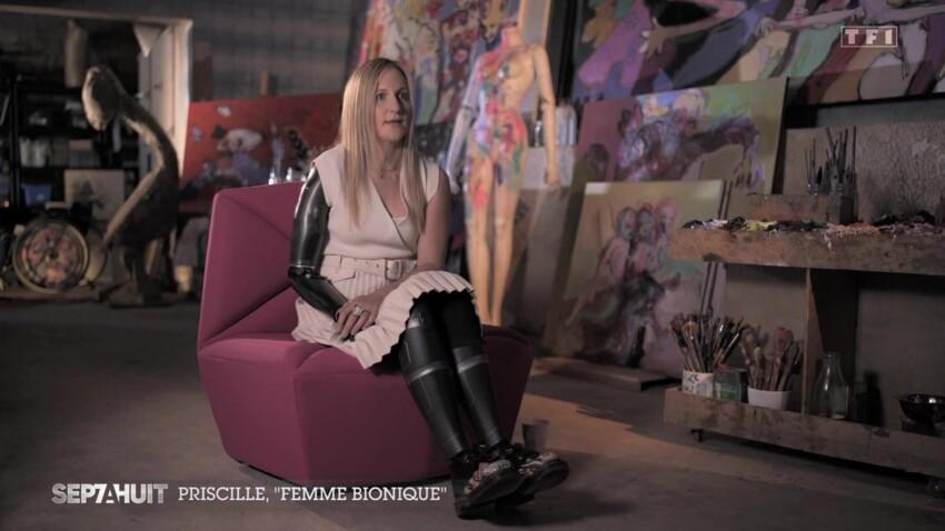 """""""Sept à huit"""" : les internautes pas convaincus par l'histoire de la première femme bionique de France"""