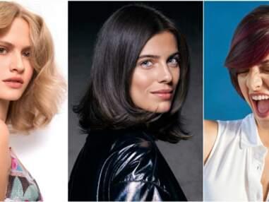 Coupes de cheveux au carré : nos idées pour rajeunir après 50 ans