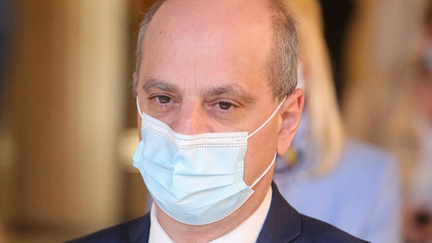 Covid-19 : cas contact, Jean-Michel Blanquer est placé à l'isolement