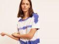 Tendance mode tie & dye : coups de coeur et conseils pour adopter cet imprimé star
