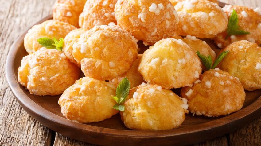 Les délicieuses chouquettes à la crème pâtissière de Christophe Michalak : la recette facile