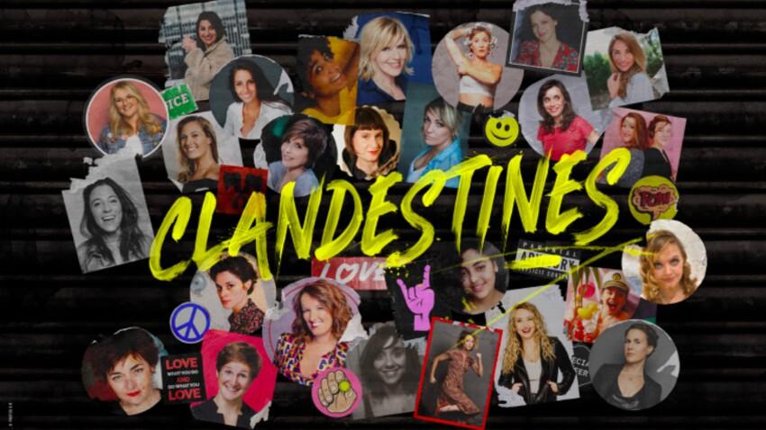 """""""Clandestines"""" : Christelle Chollet réunit 27 humoristes féminines dans un spectacle inédit"""