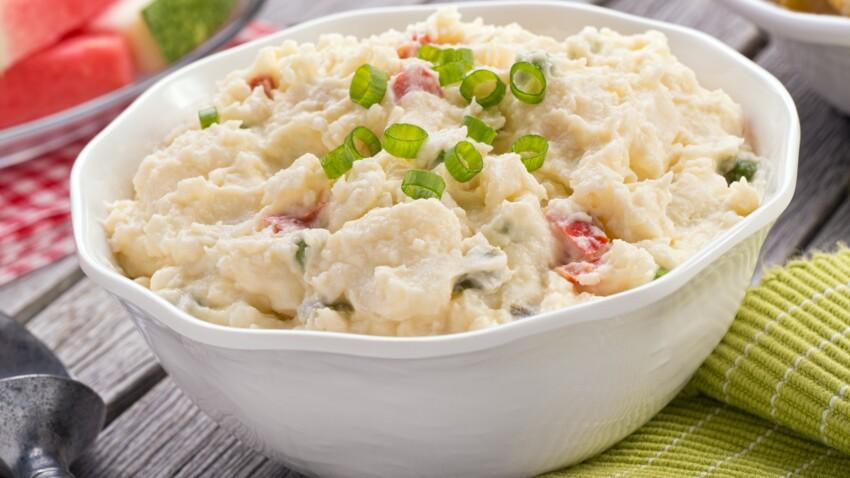 Les secrets de Cyril Lignac pour réussir une bonne salade de pommes de terre