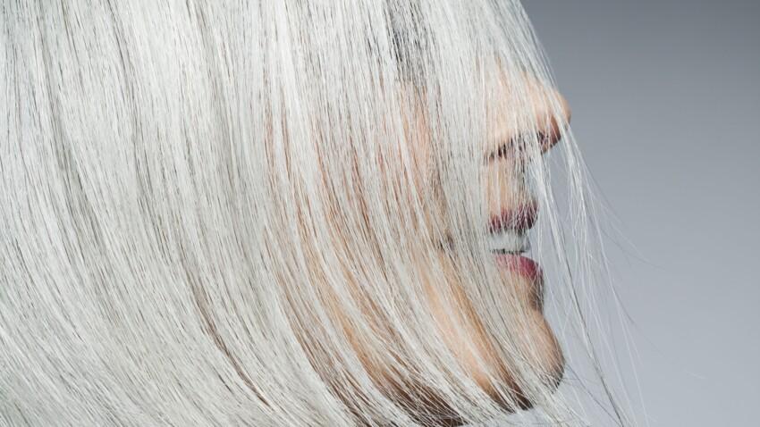 Grey Oyster : la coloration canon pour booster ses premiers cheveux blancs