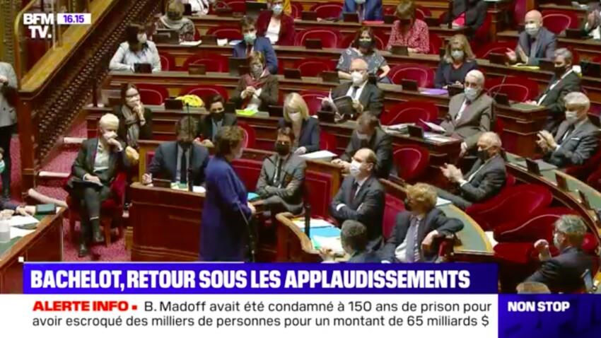 Roselyne Bachelot rétablie : la ministre de la Culture applaudie pour son retour au Sénat