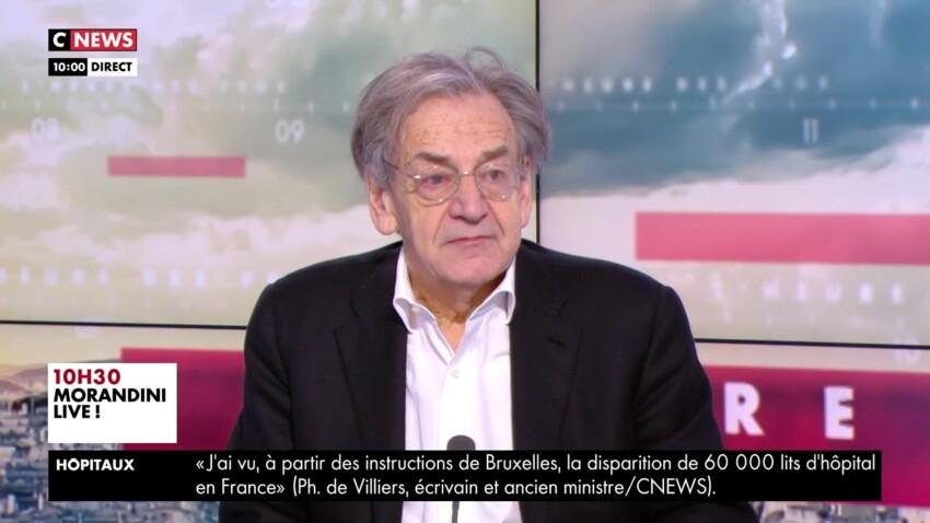 VIDEO -  Alain Finkielkraut ne se rend pas compte qu'il est à l'antenne : ce moment de malaise en direct