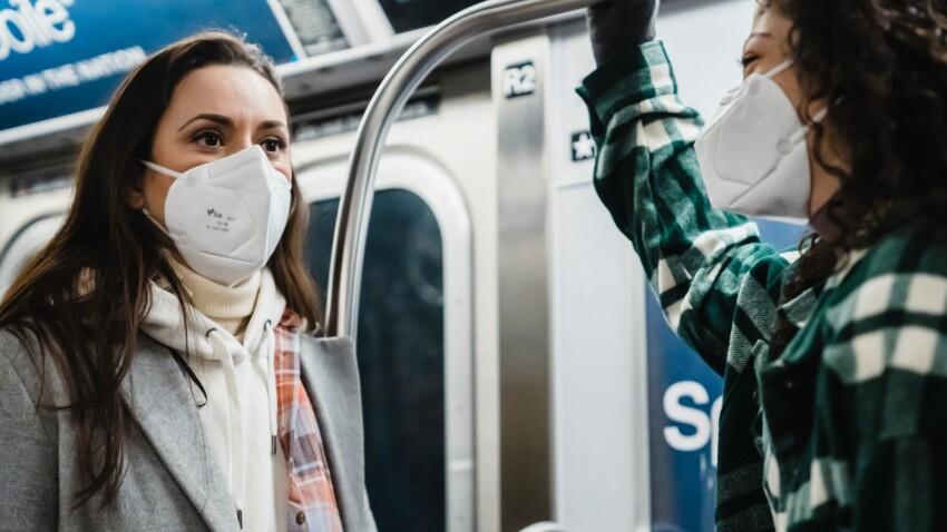 Masques FFP2 : des ONG alertent sur certains masques qui contiennent une substance toxique