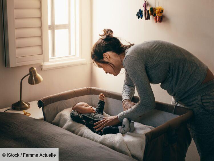 Hypervigilance maternelle : quel est ce trouble du sommeil pouvant apparaître après l'accouchement ?