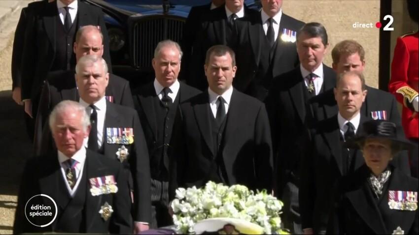 EN DIRECT - Obsèques du prince Philip : les adieux de la reine Elizabeth II et de la famille royale étape par étape
