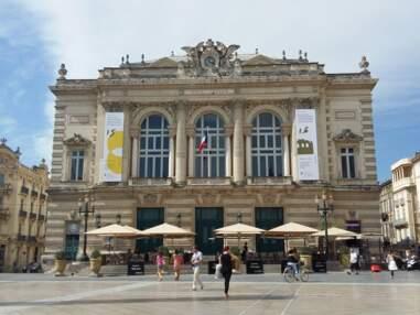 Découvrez les plus beaux sites de Montpellier dans l'Hérault