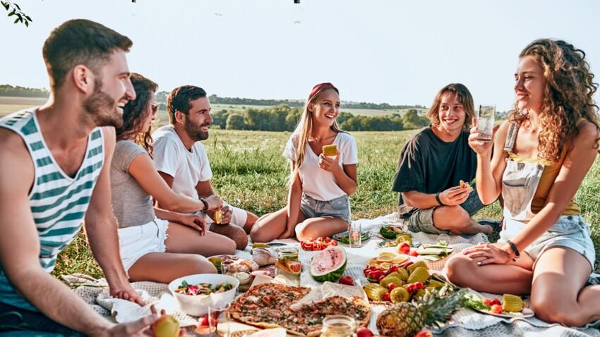 Covid-19 : peut-on organiser un pique-nique entre amis dans un parc ou un jardin public ?