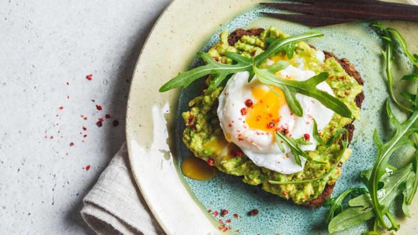 L'avocado toast de Cyril Lignac à refaire à la maison
