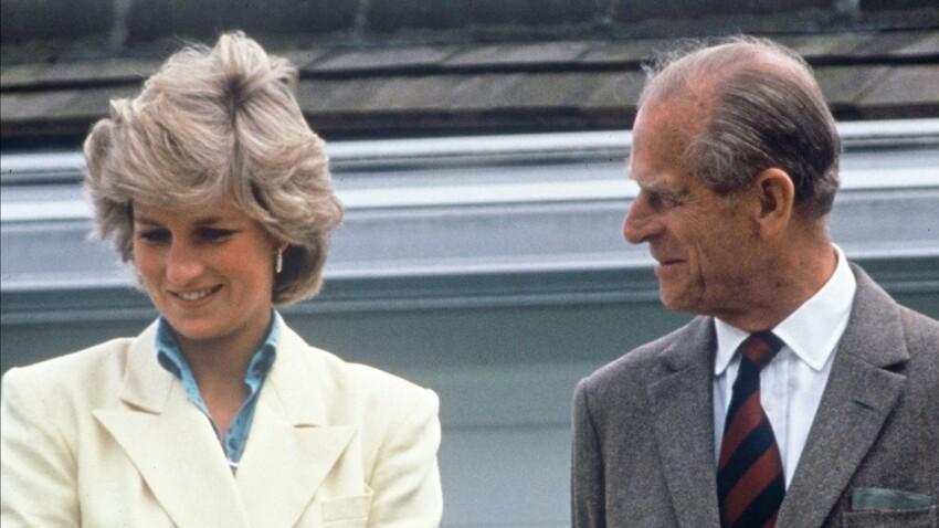 Mort du Prince Philip : ce qui l'agaçait chez sa belle-fille Diana
