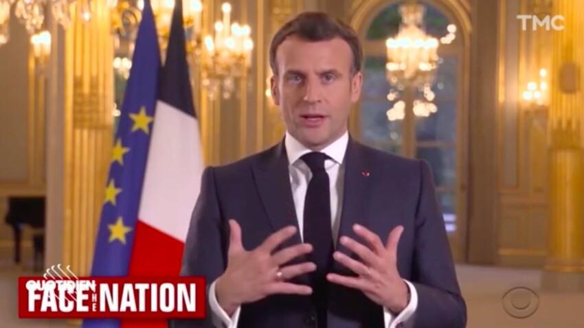 """Covid-19 : le """"mensonge"""" d'Emmanuel Macron sur les vaccins à la télévision américaine"""