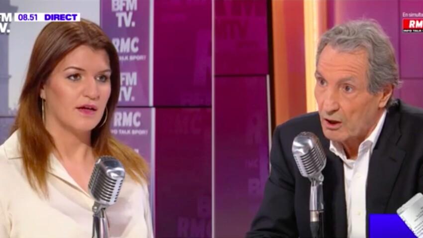 Malaise ! Jean-Jacques Bourdin tutoie Marlène Schiappa en direct... et se reprend immédiatement