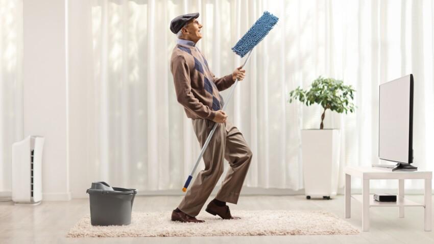 Des tâches ménagères contre la démence ?