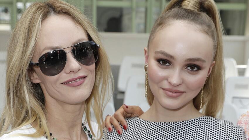 Vanessa Paradis et Lily-Rose Depp : une photo de leur duo stylé ressurgit !