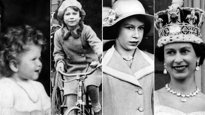 La reine Elizabeth II fête ses 95 ans : retour en images de ses années jeunesse jusqu'à son couronnement - PHOTOS