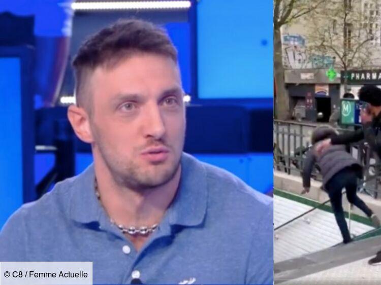 Femme poussée dans le métro à Paris : le récit étonnant du témoin qui a filmé la scène