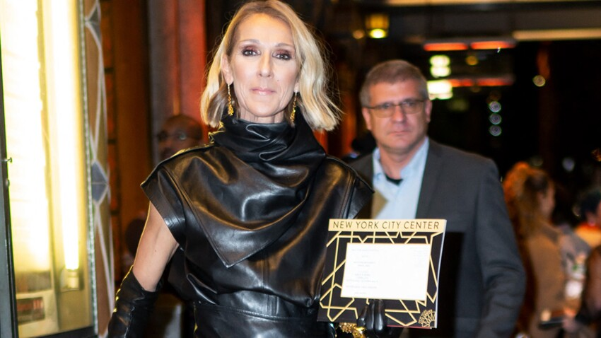 Céline Dion : décolleté plongeant et talons vertigineux, un retour fracassant qui intrigue !