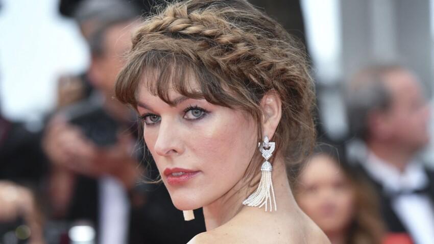 """PHOTOS - Milla Jovovich (""""5e élément"""", """"Resident Evil"""") : qui sont ses trois enfants ?"""