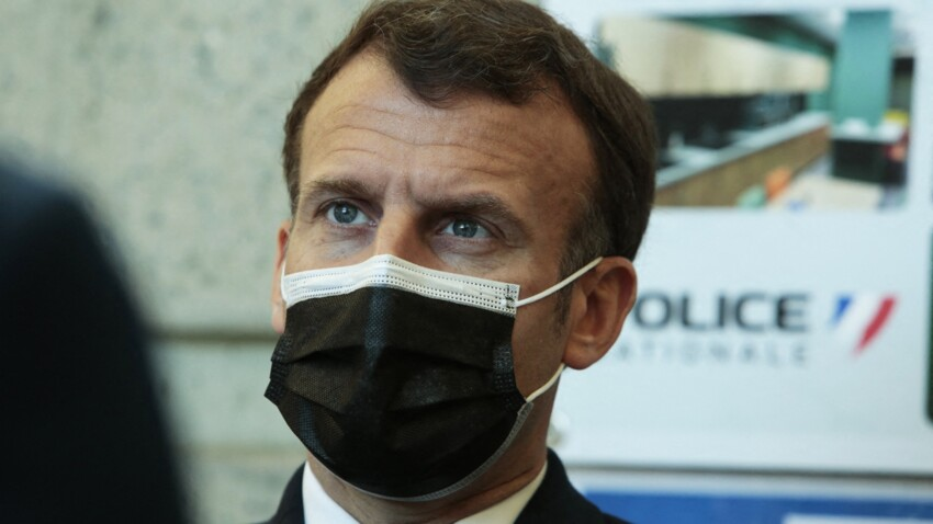 Emmanuel Macron incognito à Montpellier : ce qu'il a caché jusqu'au dernier moment
