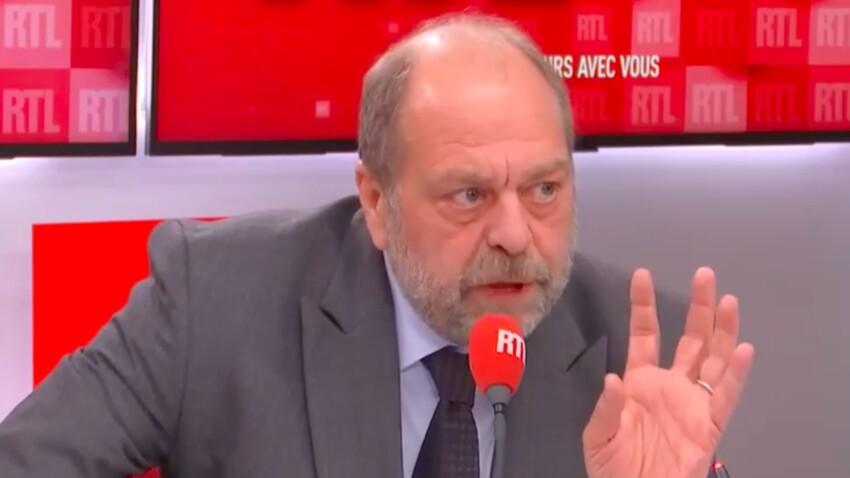 """VIDEO - Éric Dupond-Moretti contre-attaque Marine Le Pen : """"Je lui propose de reprendre ses études"""""""