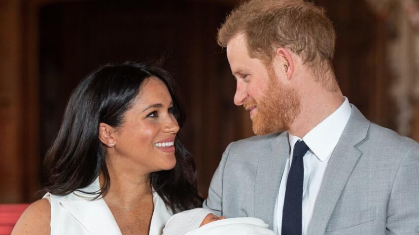 Meghan Markle et le prince Harry : ce prénom symbolique qu'ils pourraient donner à leur fille