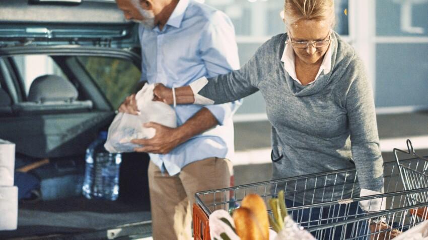Attention à l'arnaque au chèque refusé dans les supermarchés !