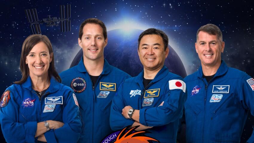 Thomas Pesquet : chaînes, heure... où et comment regarder son départ avec SpaceX pour l'ISS ?