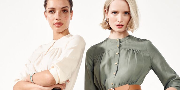 Vêtements en lin : une matière écolo et tendance qui a tout bon en 2021 !