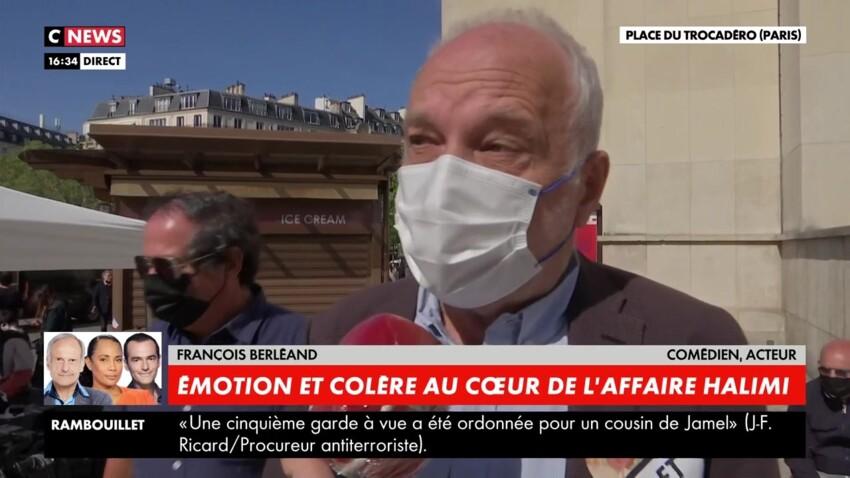 """Affaire Sarah Halimi : François Berléand évoque sa """"honte d'être Français"""""""