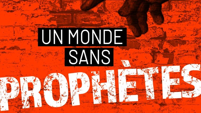 """Découvrez """"Un monde sans prophètes"""", le nouveau livre de Marek Halter"""