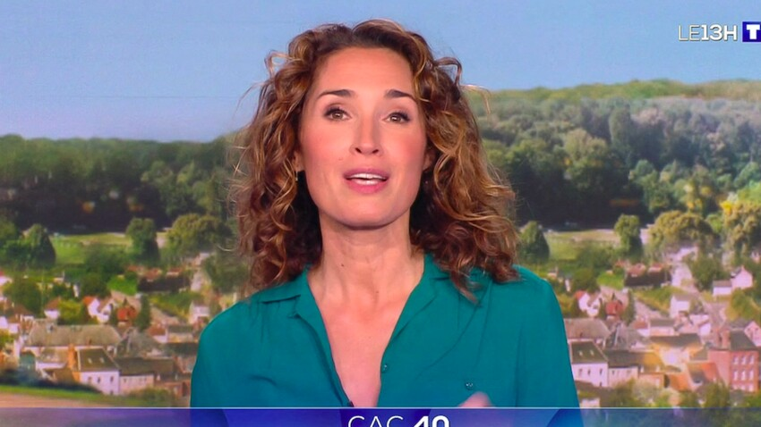 Marie-Sophie Lacarrau atteinte de la Covid-19 : elle ne présentera pas le JT de 13h de TF1