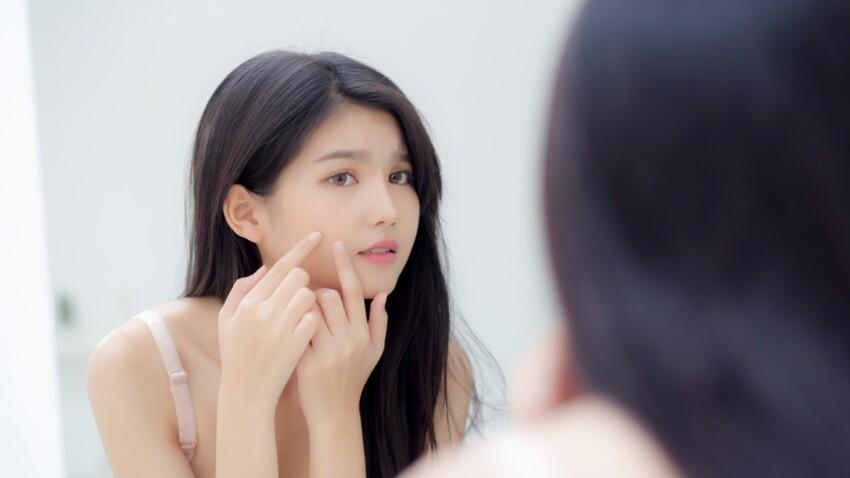 Microkyste au visage: comment s'en débarrasser ?
